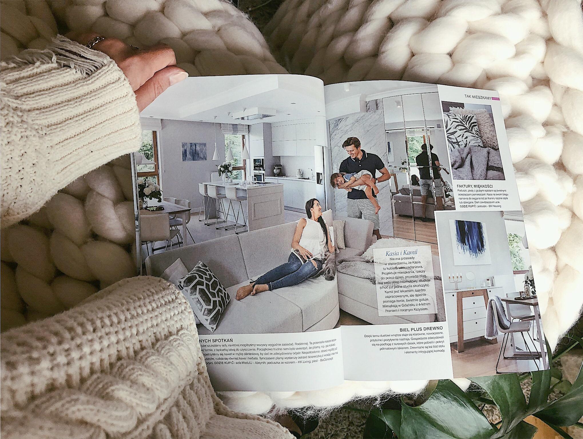 m jak mieszkanie publikacja blogger